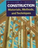 Download Construction methods, materials, and techniques