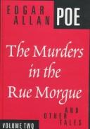 Download The murders in the Rue Morgue and other tales