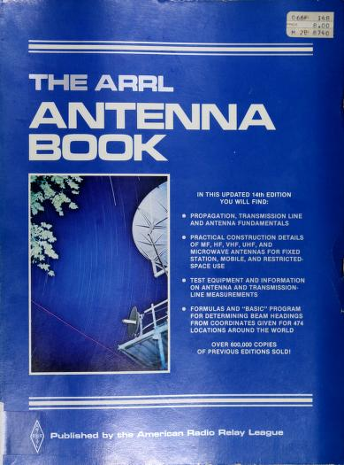 Antenna Book by Gerald L. Hall
