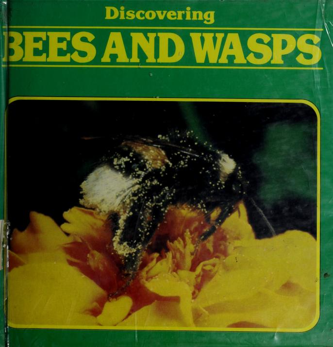Discovering bees and wasps by Christopher O'Toole