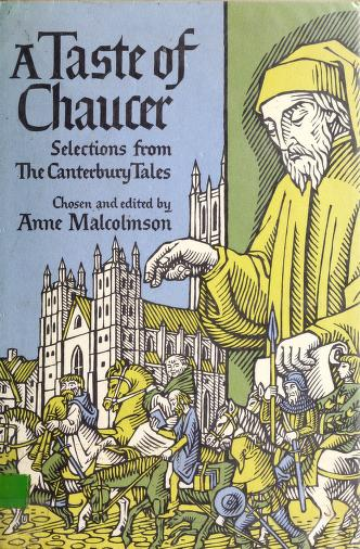 A taste of Chaucer by Geoffrey Chaucer