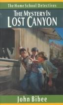 The mystery in Lost Canyon by John Bibee